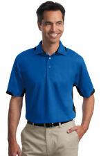 Port Authority Men's Casual Polyester Snag Resistant Polo Shirt. K524