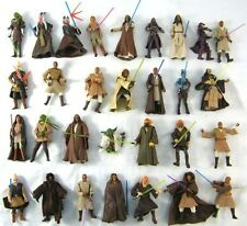 STAR WARS MODERN JEDI MASTER FIGURE COLLECTION - MANY TO CHOOSE FROM !