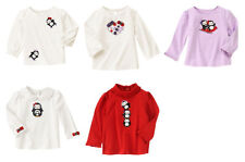 3M TO 5T NWT GYMBOREE WINTER PENGUIN BABY TODDLER GIRLS VARIETY KNIT SHIRTS TOPS