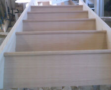 BESPOKE MADE TO MEASURE STAIRCASE Straight Flight Solid Pine