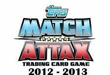 match attax 2012-13 any full team base set of 16 +ss+sp+stadiumand manager=20