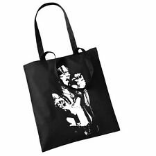 AXEL ROSE (GUNS N ROSES)  ON TOTE BAGS, VARIOUS COLOURS