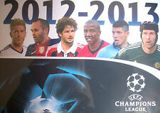 Adrenalyn XL Champions League 2012 -2013 goal stoppers and fans favourite