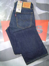 LEVI'S 527 MEN'S SLIM BOOT CUT LOW RISE ZIP FLY JEANS OVERHAUL