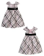NWT Gymboree Tres Fabulous 4 5 Gray Holiday Party Dress Easter Girls Dressy Pink