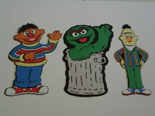 SESAME STREET~~Cricut Die Cuts~~CHOOSE Characters~~Ships Worldwide~~