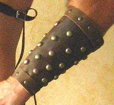 Medieval Armor Barbarian Studded Bracers