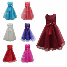 Designer Clothes For Girls Age 10 New Girls Formal Wedding