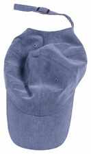Authentic Pigment 6 Panel Two Toned Hat Twill Unstructured Baseball Cap. 1910