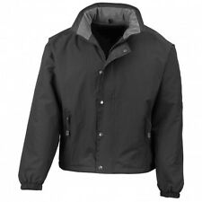 (Free PnP) Result Mens Mid-Weight Fashion Cut Blouson Showerproof Jacket
