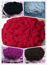 Pom Pom Yarn PomPom Fancy Color & Skein Qty at Choice