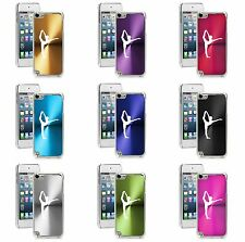 Apple iPod Touch 5th 6th Generation Hard Case Cover Dancer Gymnastics