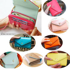 Korean Lovely Envelope Purse Wallet Case for Samsung Galaxy S3,S2,Iphone 5,4S/4