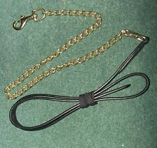 NEWMARKET IN HAND LEATHER LEAD REIN