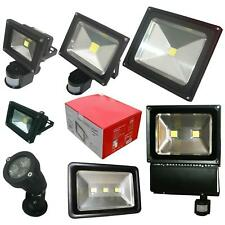 LED Floodlight 3W 10W 20W 30W 40W 50W 100W PIR Sensor Outdoor Garden Security