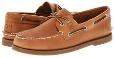 Sperry Top-Sider Men's NEW Authentic Orginal 0197640 SAHARA Tan Brown Boat Shoes