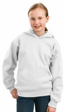 Port & Company Youth Long Sleeve Pullover Hooded Winter Sweatshirt. PC90YH