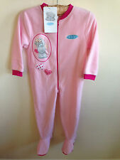 Me to You Onesie Tatty Teddie Girls Fleece Bedclothes BNWT 3/4, 9/10 yrs