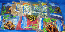 30 pound BOX WILMAR COLORED AQUARIUM GRAVEL choose the COLOR and click on to buy