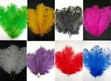 "OSTRICH DRABS 14""-16"" Feather Plumes New & Top Quality Color Selection"
