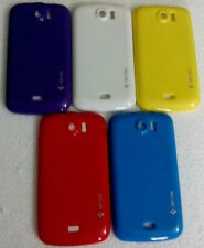 for micromax canvas 2 + plus a110q soft back case silicone cover white,red ,blue