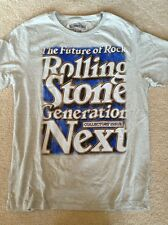 Aeropostale Men's Rolling Stone Cover Graphic T-shirt Generation Next 6690