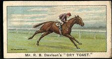 Boguslavsky, Winners on the Turf, Horse Racing, 1925, Small Cards, #1 to #25