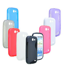 S-Line Soft TPU Curve Gel Case Cover Skin for Samsung Galaxy Express i8730