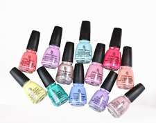 China Glaze Nail Lacquer- Nail Polish Collection Series 6 - Pick Any Color