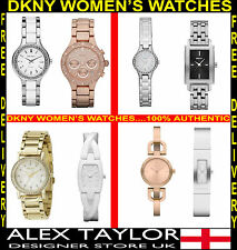 DKNY LADIES WATCHES BRAND NEW WITH TAG (100% Authentic Brand New Collection)