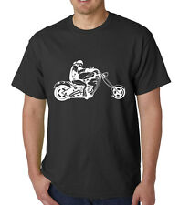 BIKERS NOVELTY T SHIRT. GILDAN, JOKE  Christmas/ Birthday Gift