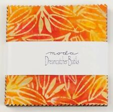 Dreamcatcher Batiks by Moda Fabrics Jelly Roll, Layer Cake, 2 Charm Packages