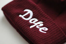 Dope Beanie without bobble hat dope fresh hipster hip hop swag gift unisex B005