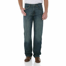 Men's Wrangler 01MWXRW Competition 01 Relaxed Fit 100% Cotton Boot Cut Jeans