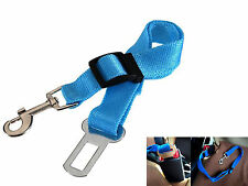 Dog Cat Pet Car Safety Seat Belt Harness Restraint Lead Adjustable Travel Collar