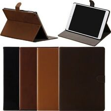 Retro Vintage PU Leather Folio Case Stand Smart Cover for Apple iPad Air 5 +Gift