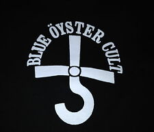 Vintage Blue Oyster Cult Band T-Shirt