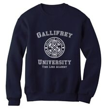 gallifrey_university Sweatshirt call the doctor Dr costume who 1962 Lord Time