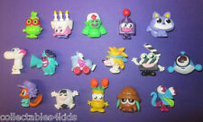 Series 8 Moshi Monsters Moshlings: pick your gold, ultra rare & regular figures