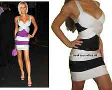 CELEBRITY CELEB  STYLE BODYCON SHORT MINI TIGHT CHEAP WINTER FASHION OUT DRESS