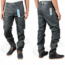 New Mens Eto Designer Straight Leg Sale Jeans Pants Waist Size 30 32 34 36 38 40
