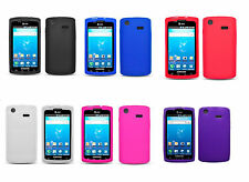 Rubber Gel Silicone Skin Case for Samsung Captivate Galaxy S SGH-i897