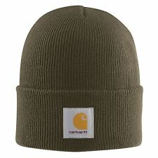Carhartt Mens Acrylic Watch Hat A18