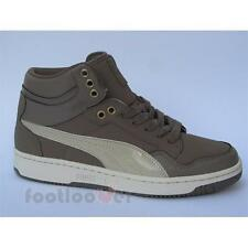 Men's Puma Rebound Mid 357219 02 cappuccino basketball casual shoes sneakers
