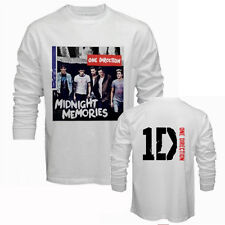 ONE DIRECTION MIDNIGHT MEMORIES LONG SLEEVE T-SHIRT S-2XL