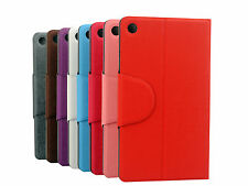 Smart Folio PU Leather Case Cover Stand For Google Nexus 7 Asus Tablet