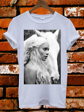 Game of Thrones Khaleesi Targaryen Men Women Unisex T-Shirt Tank Top Vest