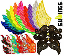 Shwings Lace Shoes/Trainers/Sneakers/Roller Derby/Skates/Heelys Wing Accessory