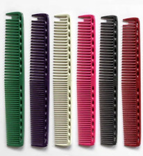 "YS Park 337 Quick Cutting Comb  7.5"" - ALL COLORS"