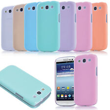 Clear Transparent Hard Snap-On Skin Case Cover for Samsung Galaxy S III S3 i9300